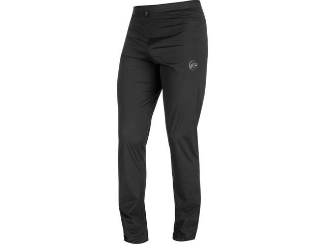 Klettergurt Mammut Größentabelle : Mammut rainspeed hs pants men black campz.de
